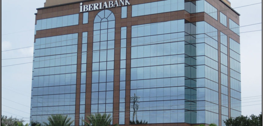 Iberia Bank Building