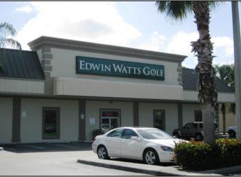 Former Edwin Watts Building
