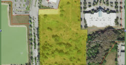 Unimproved land on Naples Boulevard