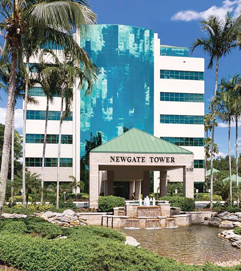 European investor buys Naples office complex